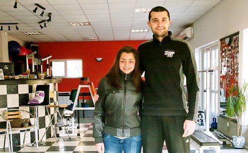 Ангел Стоянов и Миглена