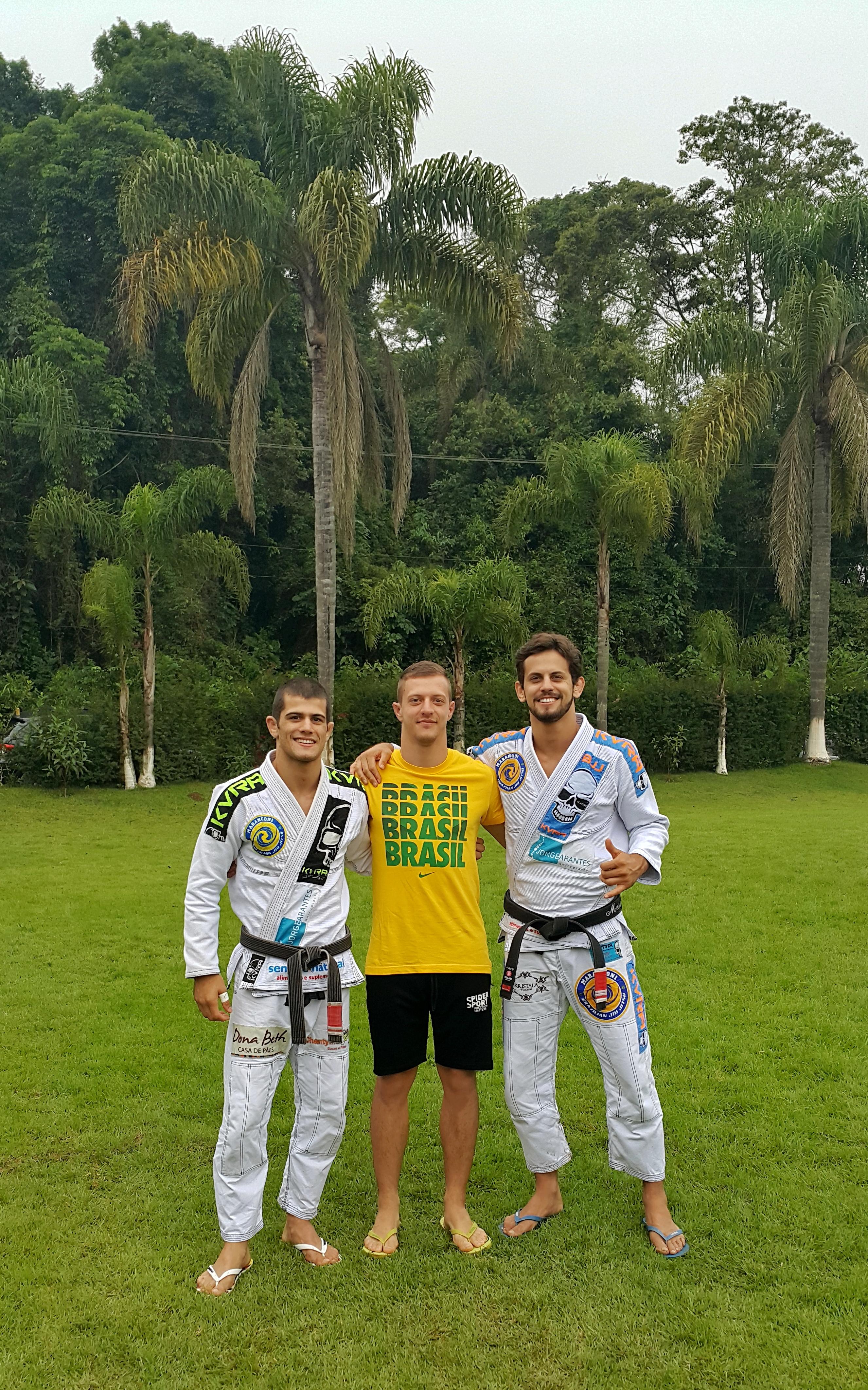 На лагер в Бразилия