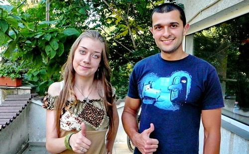 Дона и Ангел Стоянов