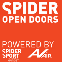 SPIDER OPEN DOORS 2012
