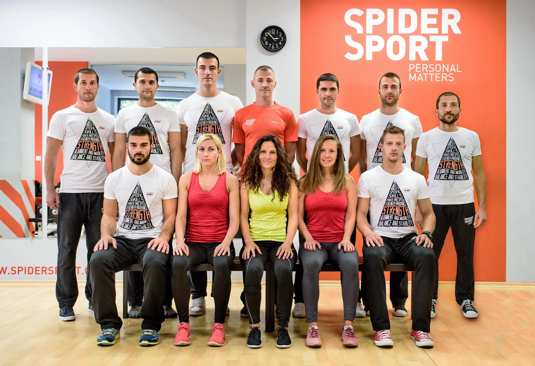 SPIDER SPORT Team