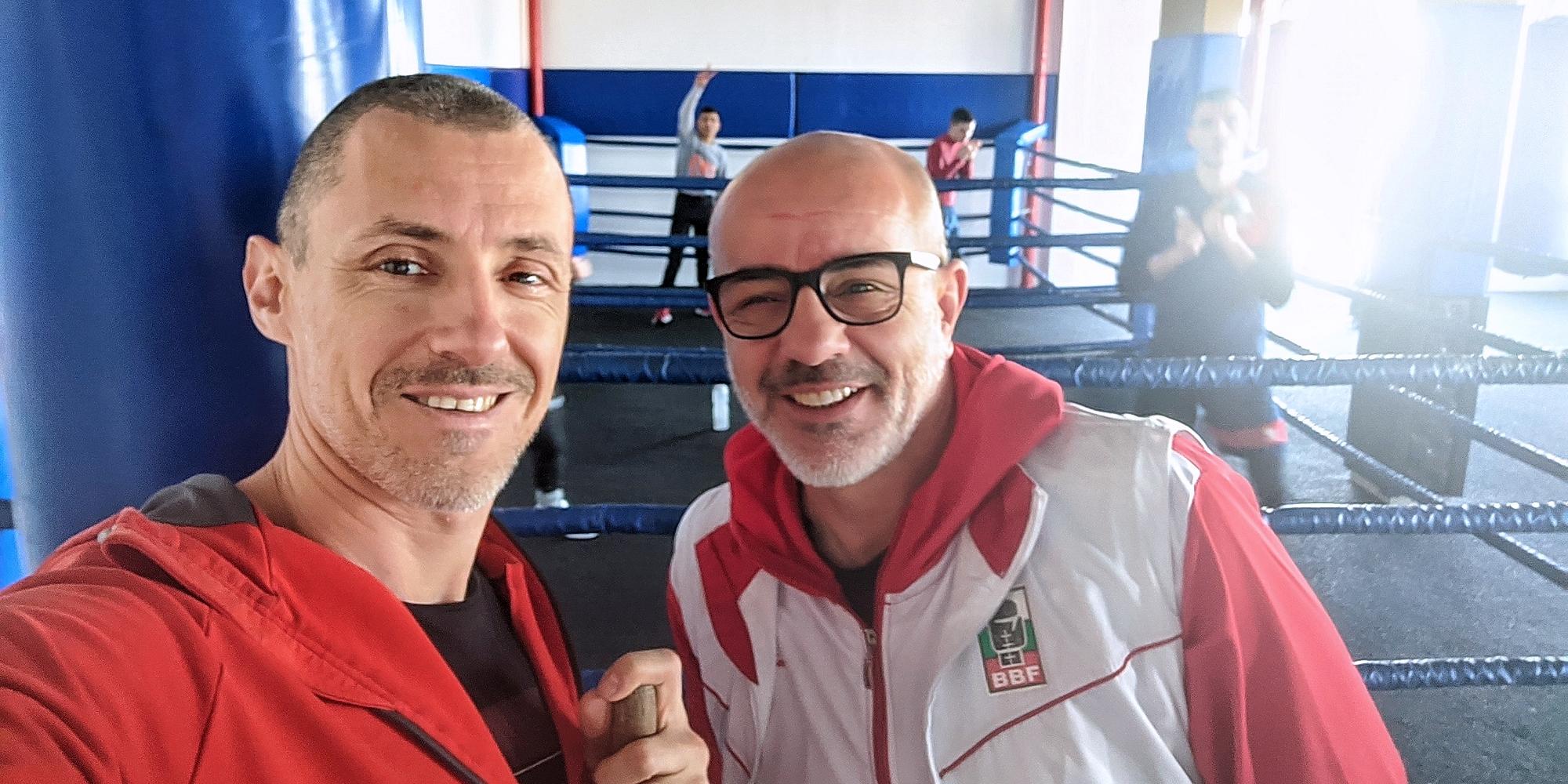 Младежите ни по бокс вече работят с кондиционния треньор Милко Георгиев