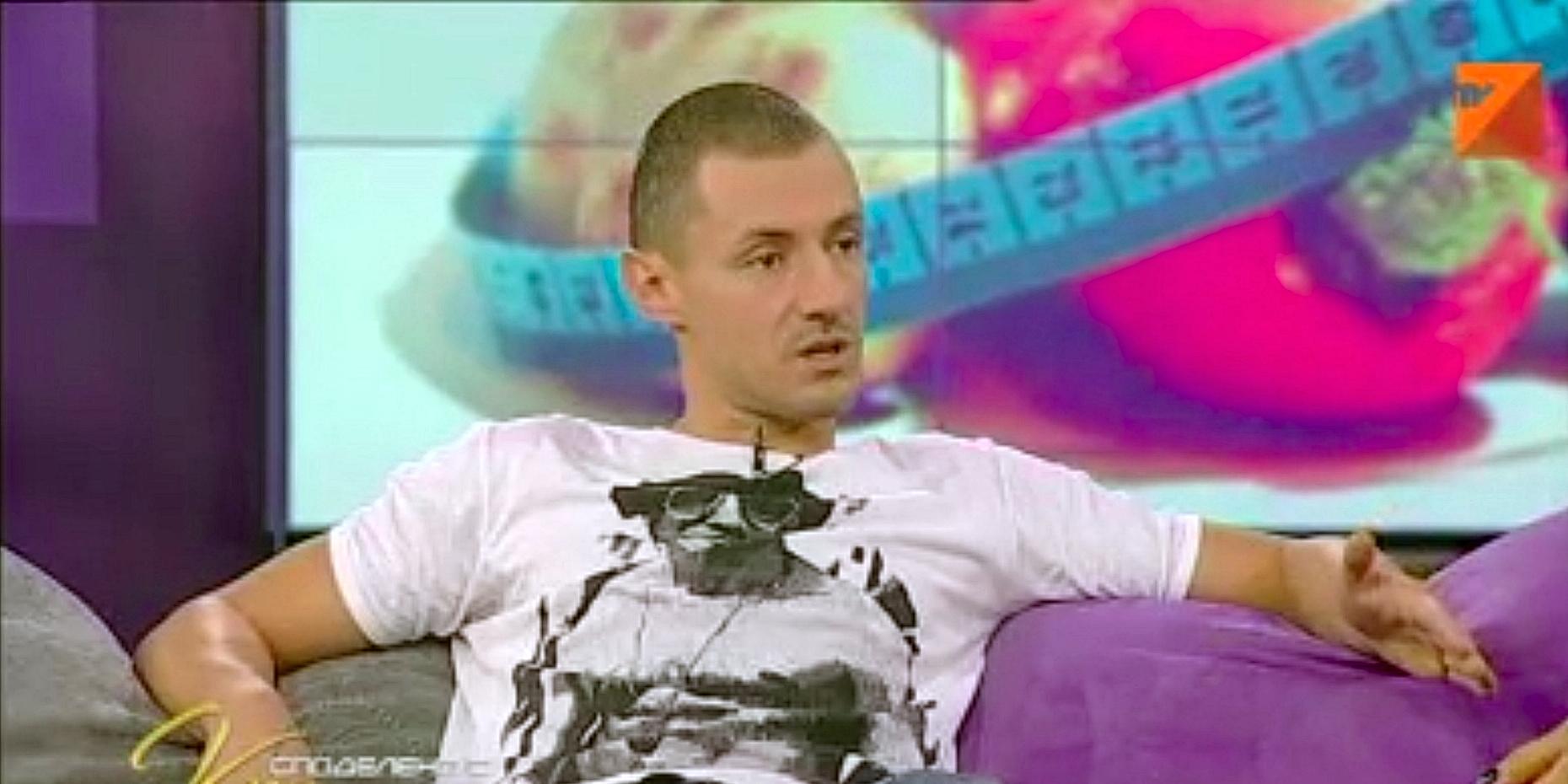 Милко Георгиев в предаването Споделено с Кали