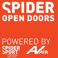 SPIDER OPEN DOORS 2012