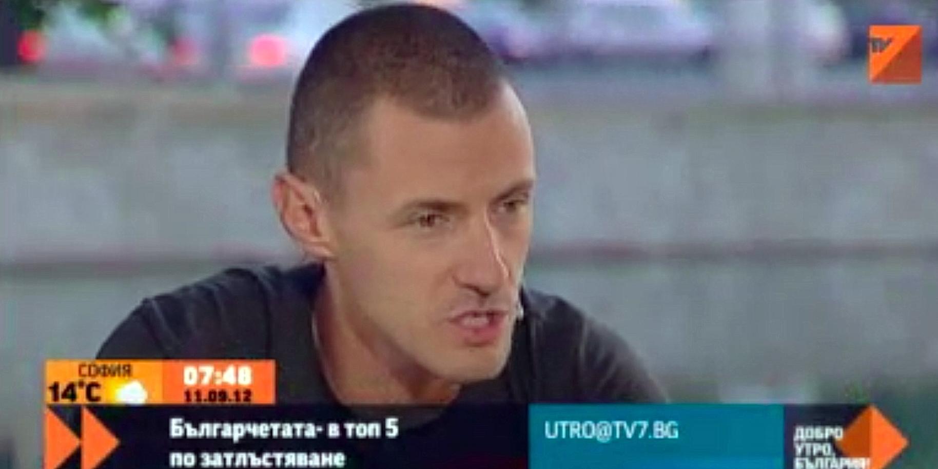Милко Георгиев говори за храненето на децата